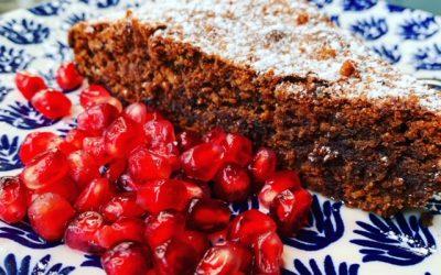 Chocolate Torte (wheat and gluten-free)