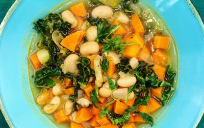 Lemon and Bean Soup
